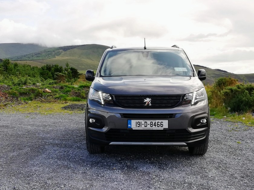 The new Peugeot Rifter goes on sale in Ireland priced from €23,540