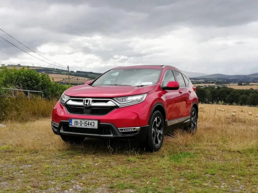 The new Honda CR-V Hybrid