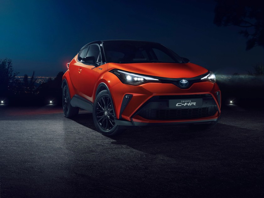 The 2020 Toyota C-HR