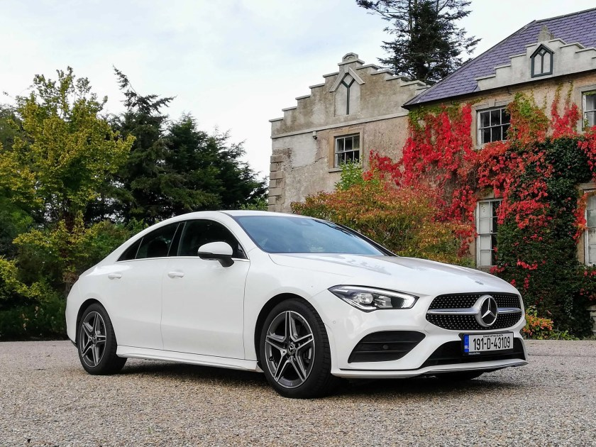 The new Mercedes-Benz CLA!