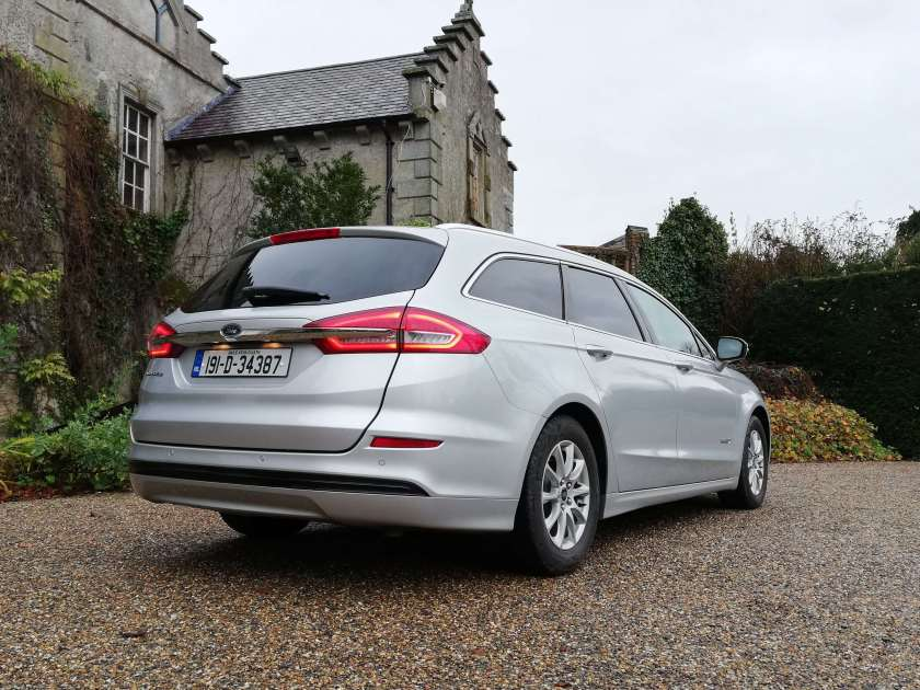 The Ford Mondeo Hybrid is available from €35,247