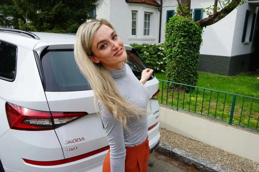 Nina is an automotive blogger from Germany
