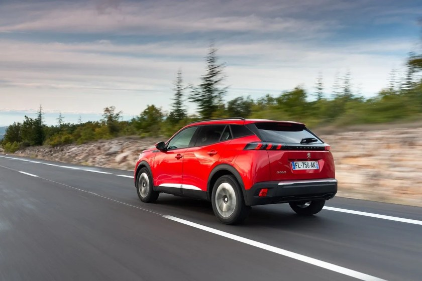 The new Peugeot 2008 is now available from €23,900