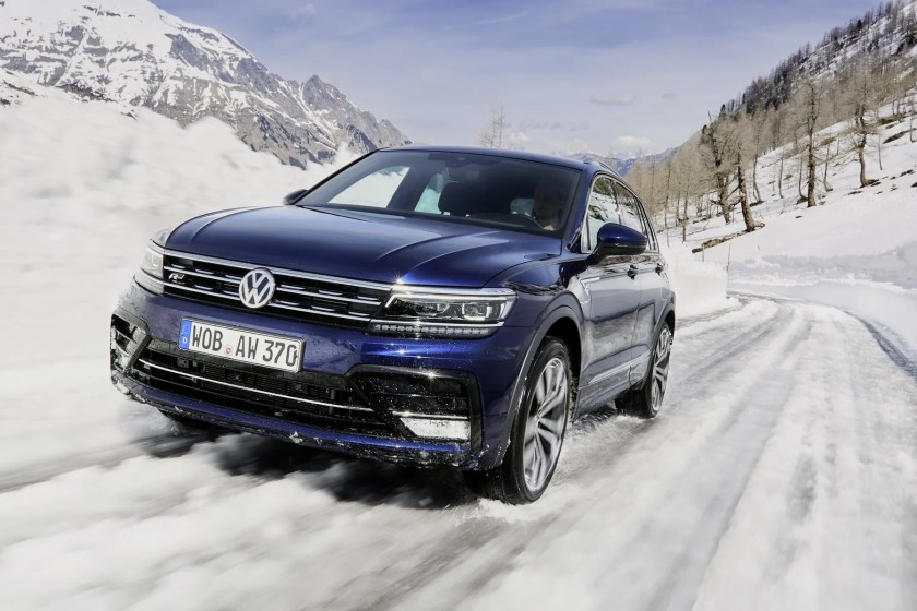 The Volkswagen Tiguan was Ireland's bestselling car in February 2020