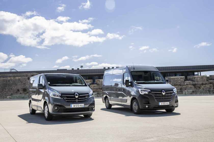 202 offers also apply to Renault light commercial vehicles
