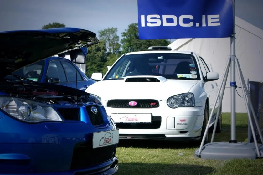Behind the scenes with the Irish Subaru Driver's Club!