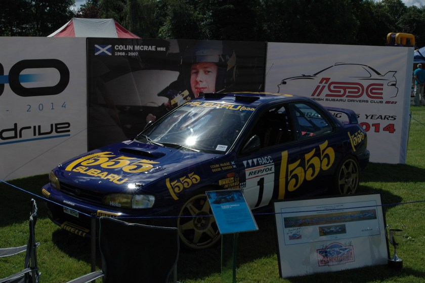 The legendary Colin McRae has left an indelible mark on the Subaru brand and fans around the world