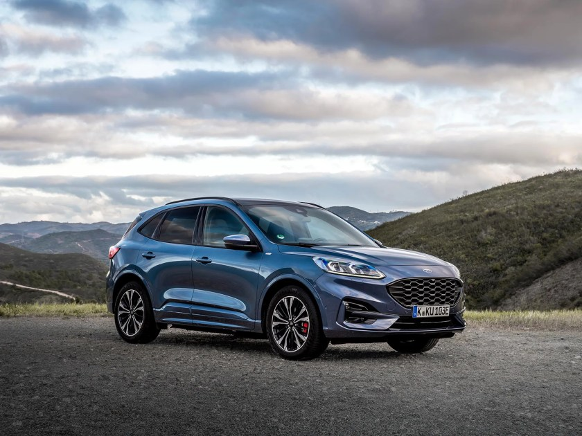 Ford Kuga 2020 Pricing For Ireland Changing Lanes
