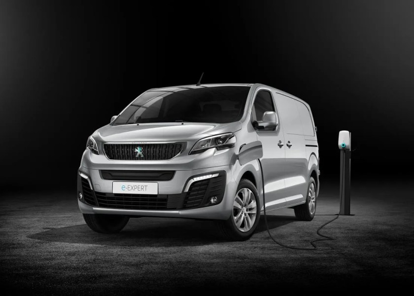 The new Peugeot e-Expert is expected in Ireland before the end of the year