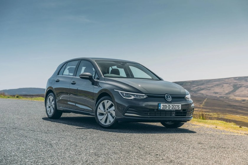 The new 2020 Volkswagen Golf now on sale in Ireland
