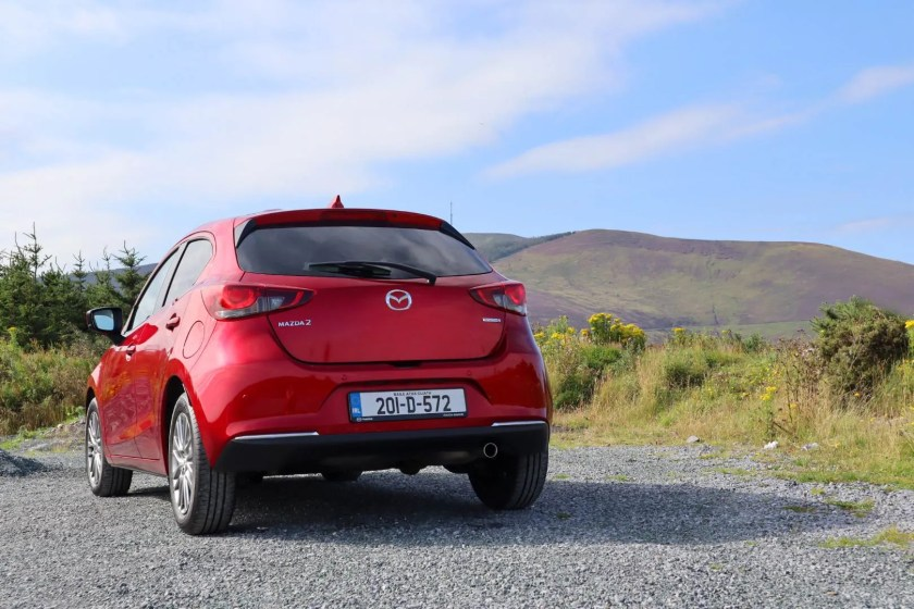 The Mazda2 is a super efficient small car with plenty of style and class