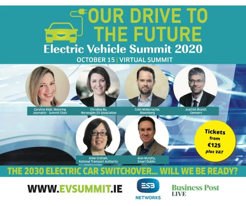 The Electric Vehicle Summit 2020
