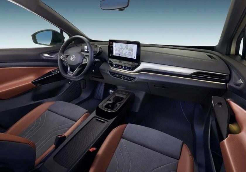 Inside the new Volkswagen ID.4