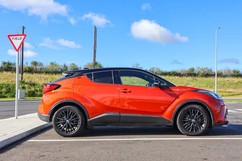 Toyota has considerable experience in hybrid and it shows in the C-HR