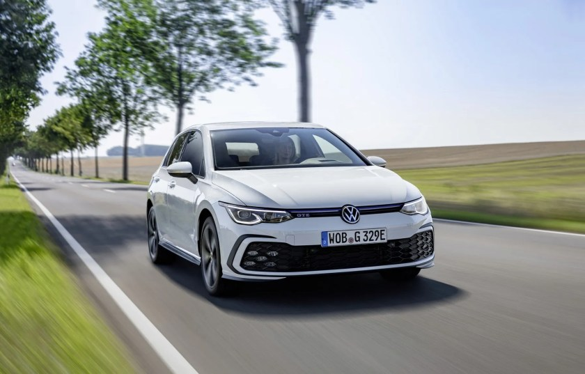 The new Volkswagen Golf GTE is on sale in Ireland now