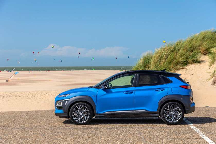 Kona Hybrid on sale in Ireland priced from €29,050