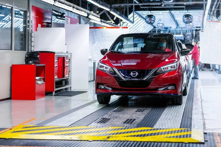 Savings to be made on Nissan LEAF range in Ireland