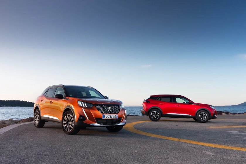 The new Peugeot 2008 goes on sale in Ireland from €24,450