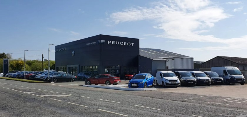 Trinity Motor Group also offers Peugeot sales and service at Ardcavan, Wexford