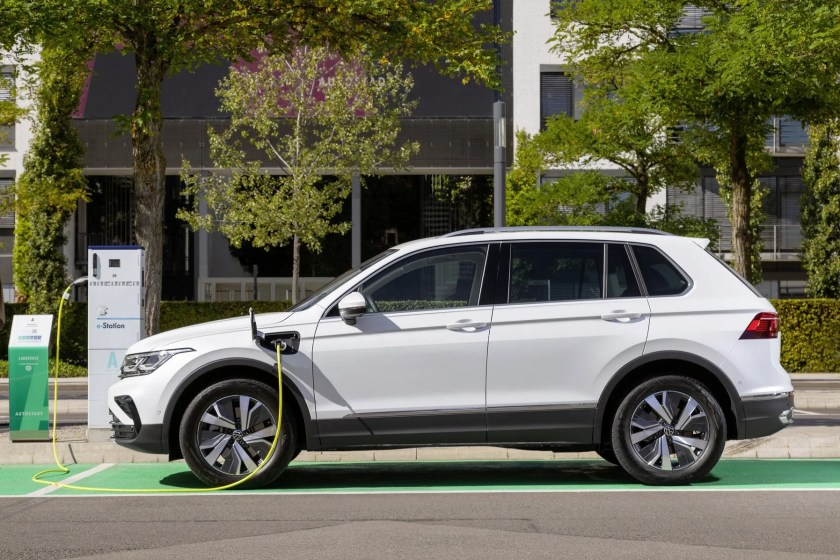 Volkswagen Tiguan eHybrid expected before the end of the year
