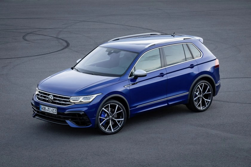 The first high performance Tiguan R also debuts in 2021