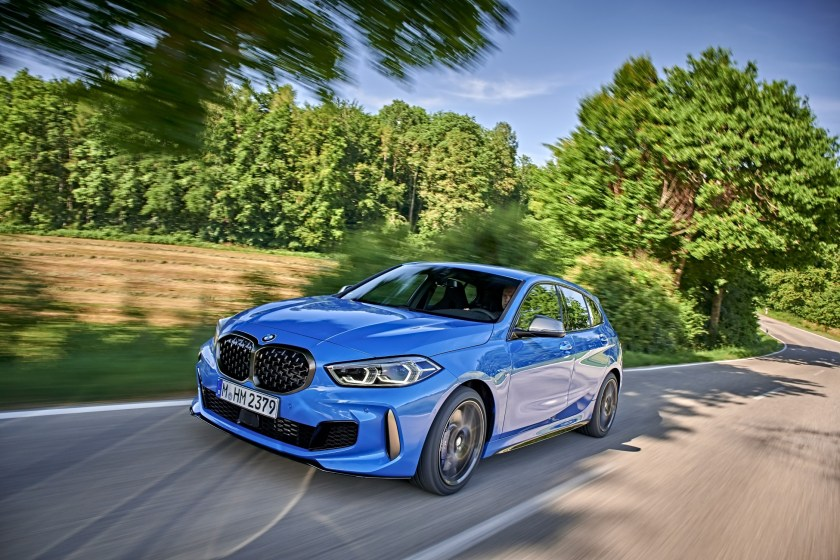 The BMW 1 Series more competitive than ever