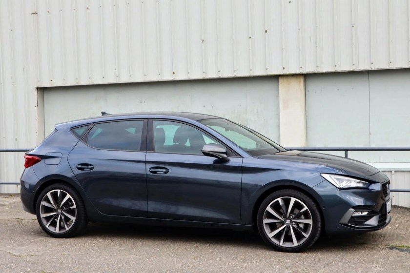 SEAT has added a plug-in hybrid to the Leon range for the first time