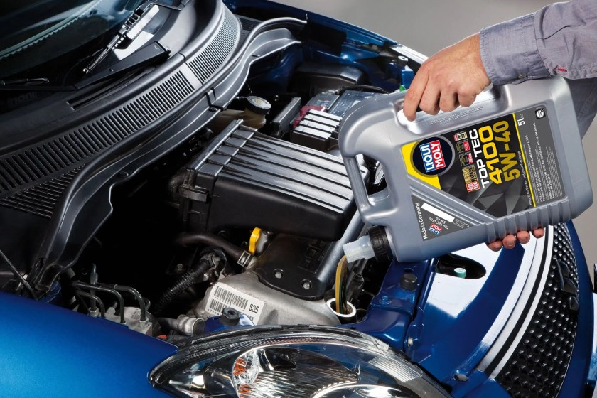 Find out how a few simple products can give your engine the wellness it deserves!