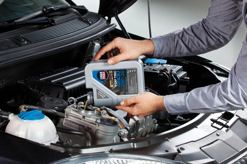 Motor oil is the life blood of your vehicle but must be the right specification for your car