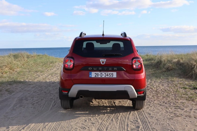 The Dacia Duster makes a great, affordable small family car