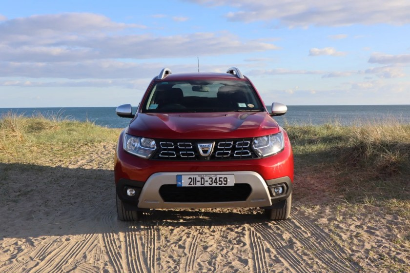 Pricing for the Duster starts from €18,795 in Ireland
