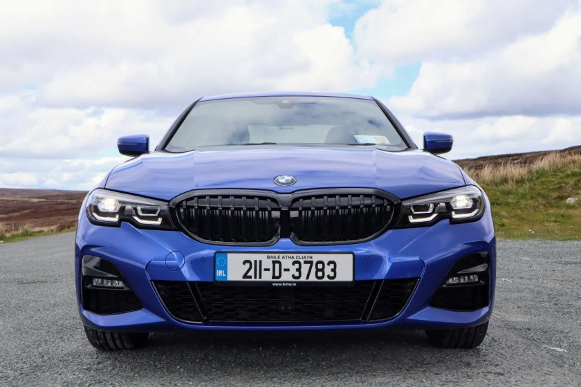 The BMW 330e Hybrid goes on sale in Ireland from €48,894