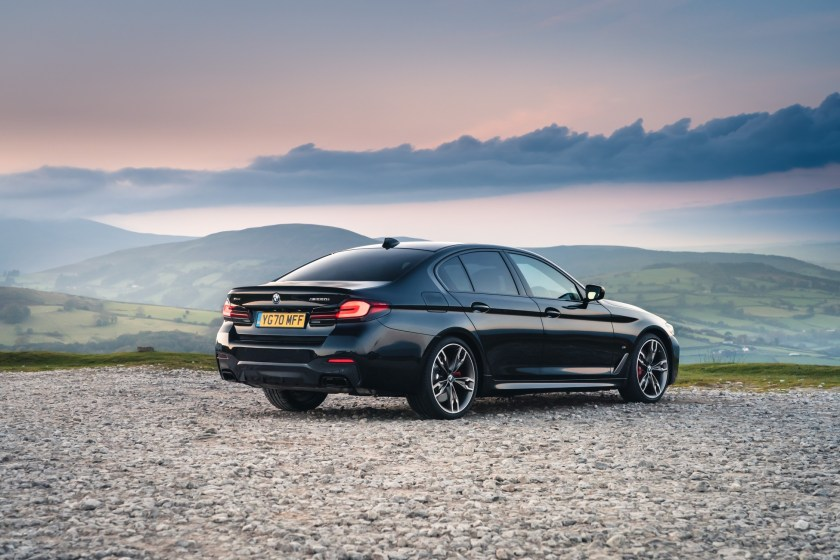 The BMW 5 Series is forever stylish and fun to drive!