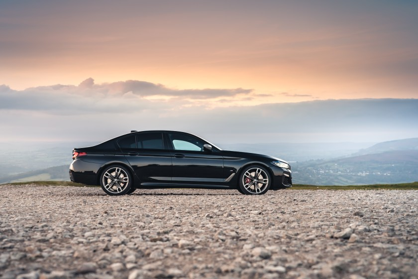 The 5 Series goes on sale priced from €53,468