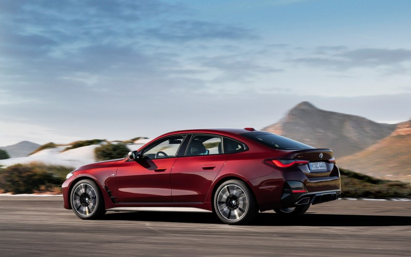 The new 4 Series Gran Coupé goes on sale in Ireland this November