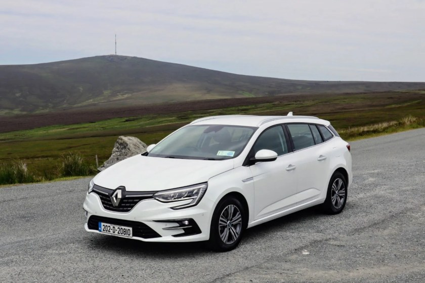 Plug-in hybrid power debuts for the first time in the Megane range in 2021