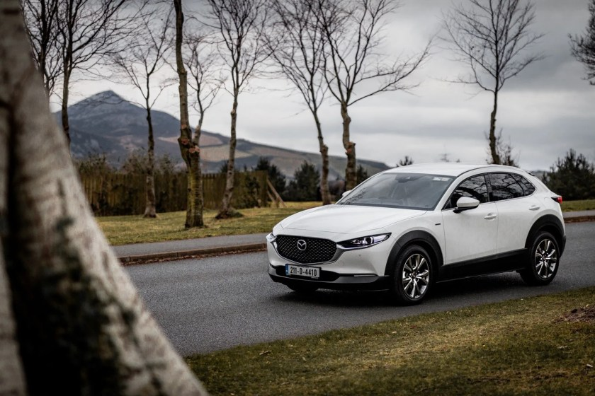 Mazda showing its class once again in the SUV market with the new CX-30