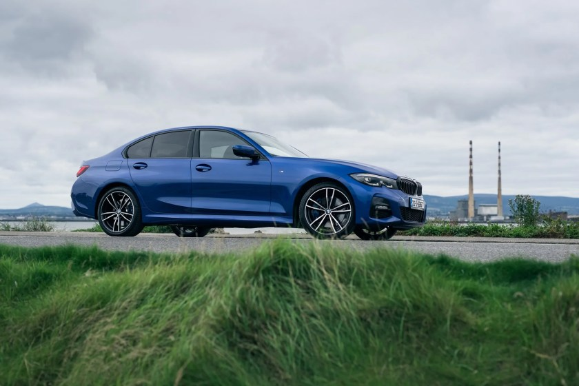 BMW launches its world-first eDrive Zone technology in Ireland