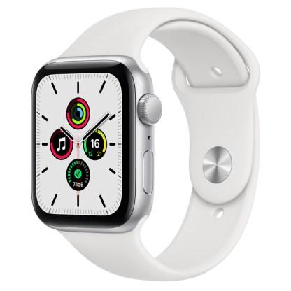 Apple Watch SE-silver-44mm