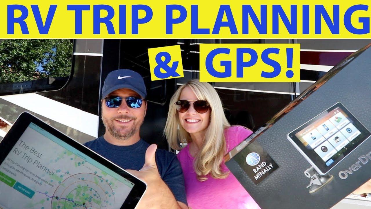 Full Time RV Trip Planning   RV Trip Wizard   Rand McNally