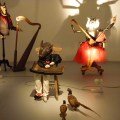 Exhibit by Judith Wright at the 'Contemporary Australia: Women' exhibition, Gallery of Modern Art, Brisbane.