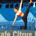 Dancer, Buddha Birthday Festival, Brisbane