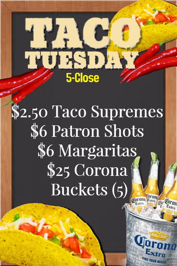 Bay Shore Special Tuesday
