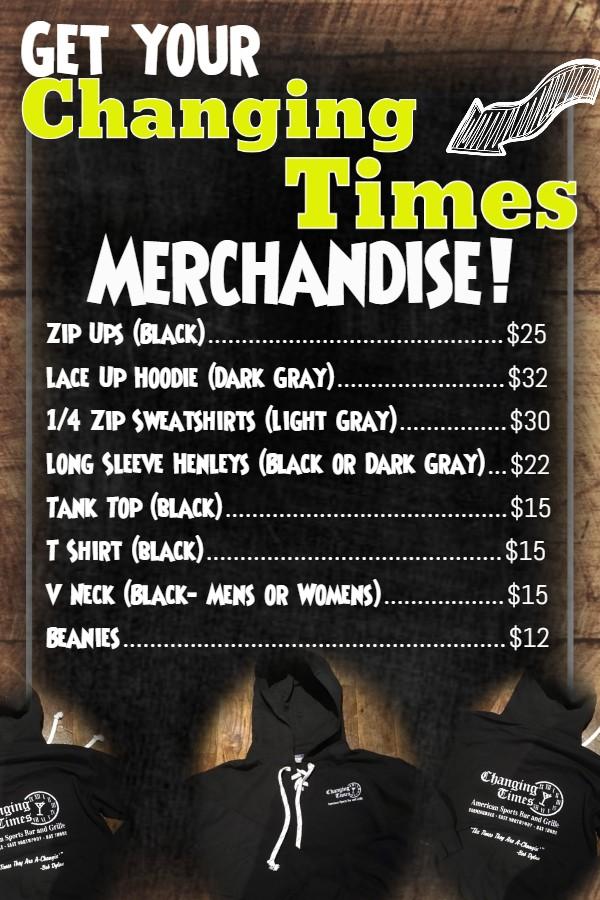 Changing Times Pub