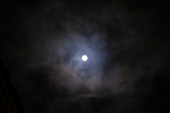 中秋夜,簡單的幸福