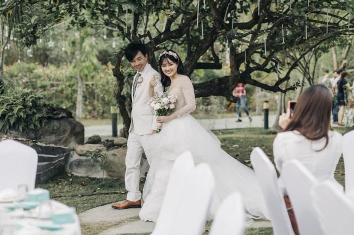 《如何辦一場難忘的婚禮》#6 婚禮小物