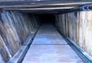 """Descubren en Estados Unidos el túnel clandestino """"más sofisticado"""" en la historia"""