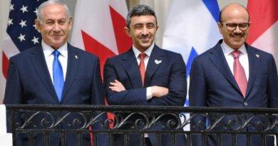Baréin y Emiratos Árabes Unidos firman acuerdos diplomáticos con Israel