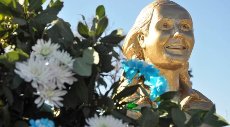 Rawson: Acto evocativo al cumplirse 69años del fallecimiento de Eva Duarte