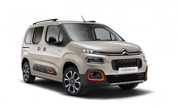 (F GROUP) CITROEN BERLINGO 7 SEATS